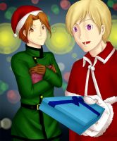 Secret Santa - Gift for you by feshnie