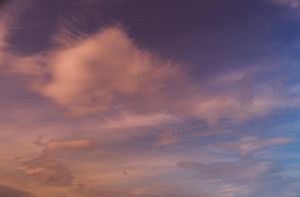 Sky / Clouds / Orange by Fotostyle-Schindler
