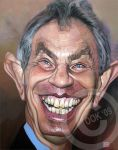 Tony Blair by RussCook