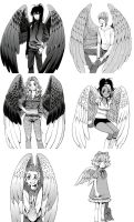 Maximum Ride by sakura1920