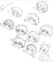 Naruto Chibi Bishies o_o by UltimatexOblivion