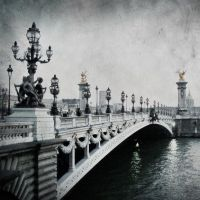 Alexander Bridge - Paris by Alabastra