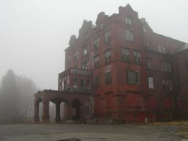 Northampton State Hospital B by birchlane