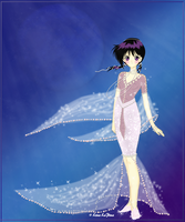 Hotaru New Dress by FoxFireRed