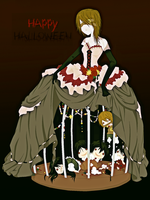 .:Happy Halloween 2012:. by kiba-kun1289