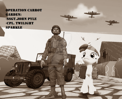 Operation Carrot Garden:part 1 by Miel1994