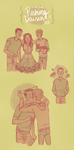 itf pushing daisies au by monsternist