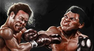 ALI VS FOREMAN by JaumeCullell