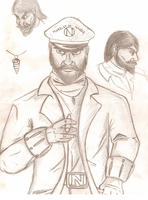 Concept - Captain Nemo by DiscoVader
