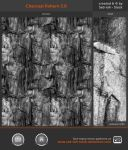 Charcoal Pattern 3.0 by Sed-rah-Stock