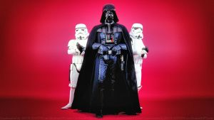 Darth Vader The Dark Lord by Dave-Daring