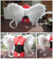 Cosplay Wings by Goldwave