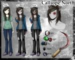 Cpoc Calliope North ref (big revamp) by lovelymeows