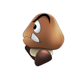 Goomba - Mario Tagline by DAMLight