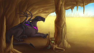 Resting Place by Areetala