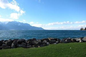 Switzerland Montreux Leman 3 by elodie50a