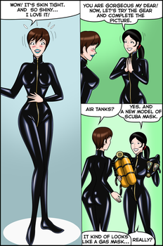 get a wetsuit 04 by Rosvo