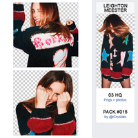 Leighton Meester PACK //015 by iCrystals