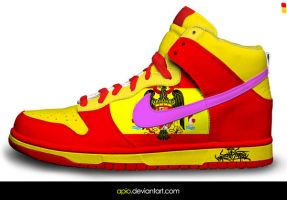 Nike Dunk Spanish Edition by Apio