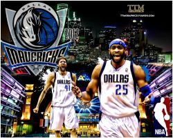 Dallas Mavericks by tmarried
