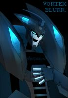 Vortex Blurr, Baby by ANDREAc