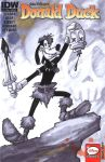 sketchcover 08 Goofy The Barbarian by DennisBudd