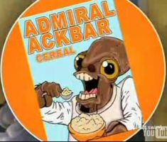 Admiral Ackbar Cereal by Resi4Ever