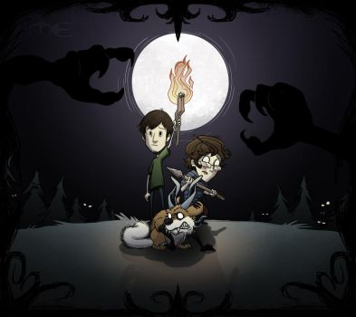Don't Starve by TheIncredibleHibby