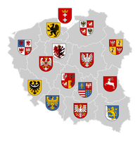 Poland Voivodeships Coat of Arms by FollowByWhiteRabbit