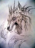 Hell's Howl by Sastrei