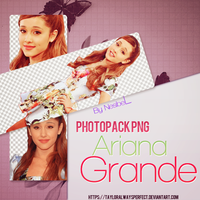 Ariana Grande Png Pack by tayloralwaysperfect
