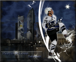 Martin St Louis Wallpaper by Vanessa28