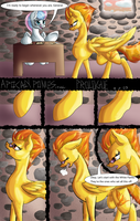 Apocalyponies - Prologue - Scene 1 - Page 1 by AgentesinRebus