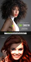 Light Corrector - Photoshop Actions by VectorMediaGR
