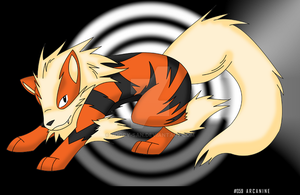Arcanine by Doggy-san