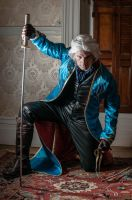 Vergil Recovering From Attack by volko-dav