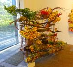 Bouquets to Art 2017 Flower Arrangement 53 by Trisaw1
