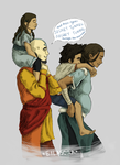 Kataang Family by eilasorr