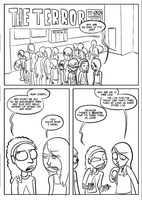 24 Hour Comic Day - The Terror - pg 01 by tyhalley
