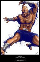 Sagat by FADCtoULTRA