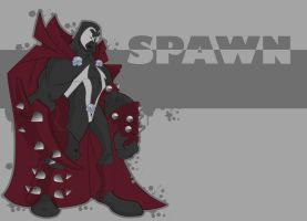 Spawn Cartoon Version by Przemo85