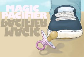 The Magic Pacifier by adriandrawing