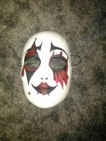 The Harlequin Mask by ThePandaChan