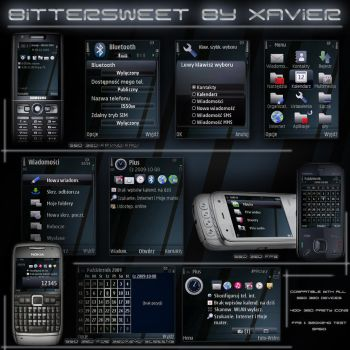 Bittersweet theme by Xavier-Themes