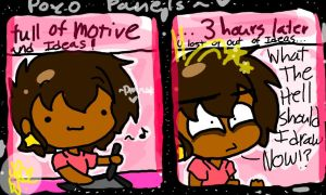 Poyo Panels: This is The Artist by PoyosEpicProductions