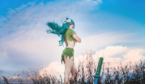 Nelliel Tu cosplay by dovananh27031993