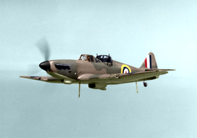 The Turret Fighter of the Royal Air Force by Tzoli
