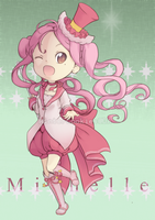 HM: Michelle by WinterCookies