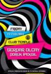 Club Temple Istanbul Flyer by Blue-Pearl