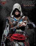 Blackflag live render - Edward kenway by eyes1138